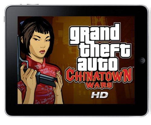 GTA: Chinatown Wars HD уже в App Store