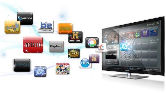 В Купертино трудятся над приложениями к Apple TV