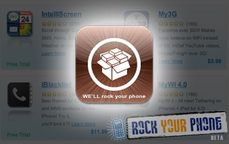 Cydia купила Rock Your Phone