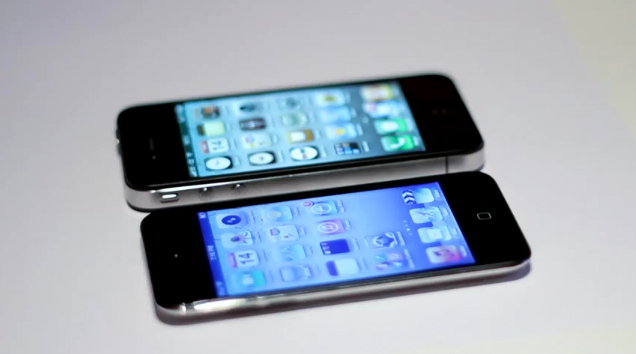 iPhone 4 vs. iPod touch 4G. Round 2. Fight!