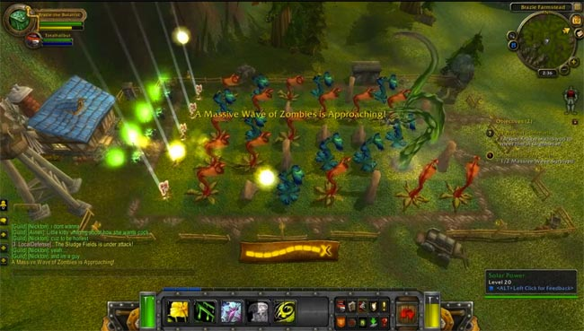 Plants vs. Zombies скоро появится в World of Warcraft