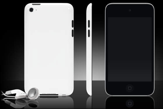 Colorware покрасит ваш iPod touch 4