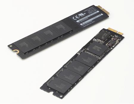 Toshiba готовы продавать Flash-диски от и для MacBook Air