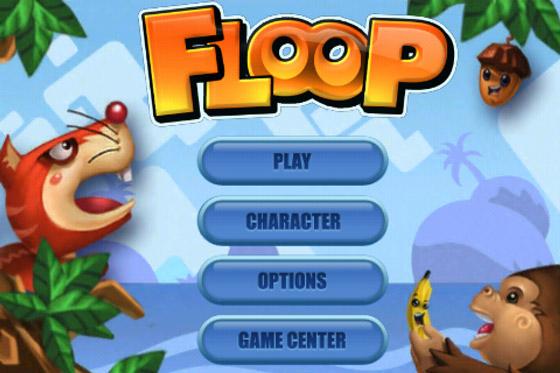 Floop: сердитая белка