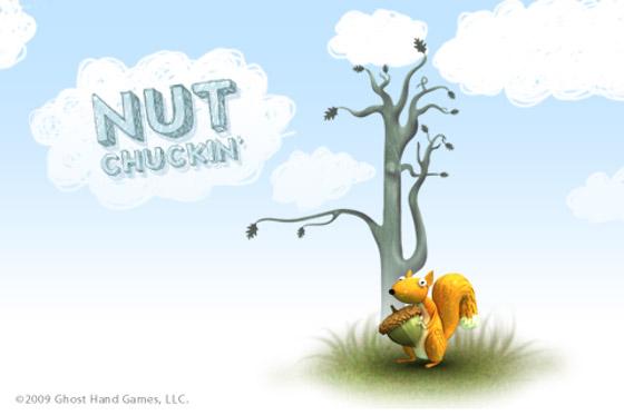 Nut Chuckin': ореховое безумие