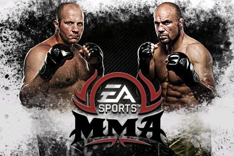 MMA: бои без правил от EA