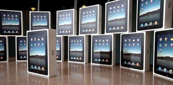 Apple планирует завалить рынок десятками миллионов iPad в следующем году