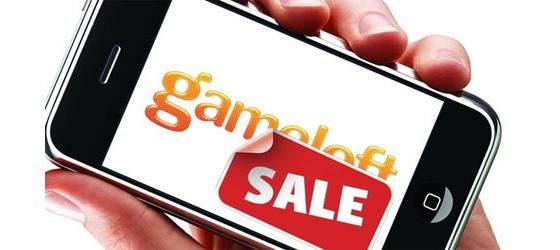 Очередной подарок Gameloft вылился в массовую распродажу