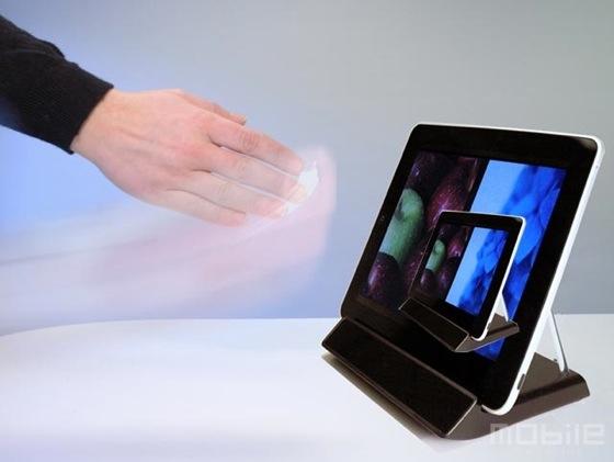 Elliptic Labs предлагает взаимодействовать с iPad, не прикасаясь к планшету