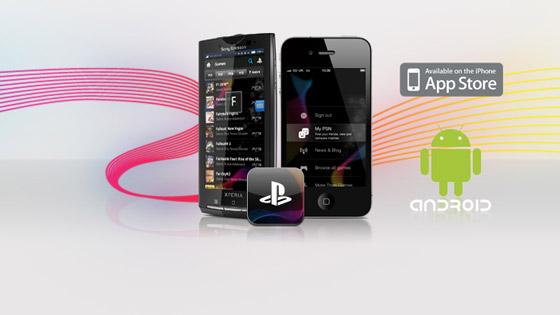 Приложение PlayStation появится в AppStore
