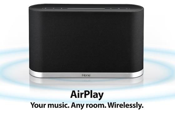 AirPlay научат новым трюкам в 2011 году