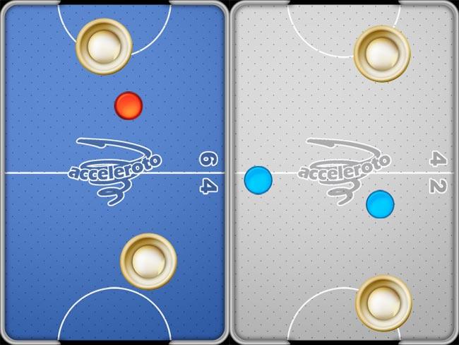 Air Hockey. Первая игрушка для Mac App Store