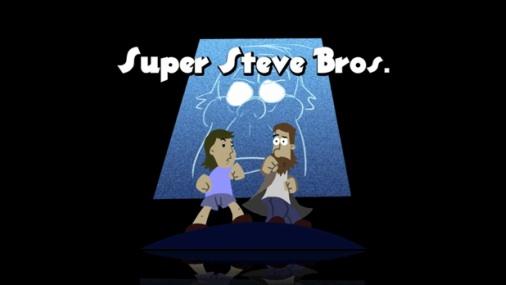 Ninja Steve. Игрушка о Стиве Джобсе