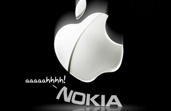 Apple сбросила Nokia с финансового пьедестала