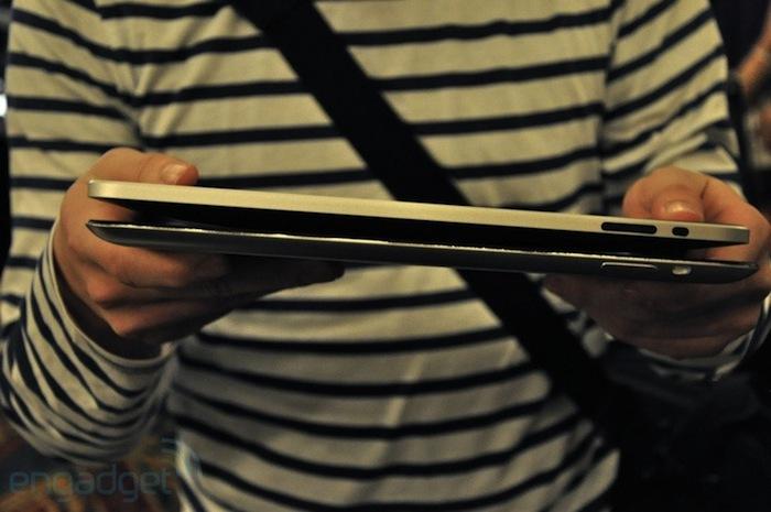 На выставке CES 2011 найден макет iPad 2
