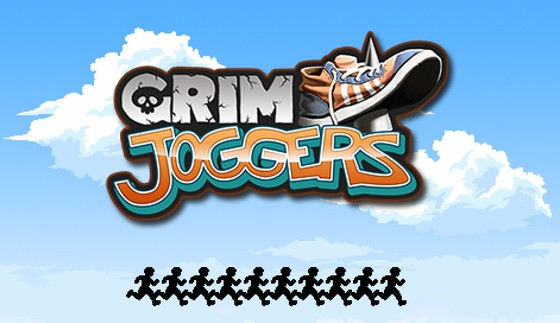 Grim Joggers: незабываемая пробежка