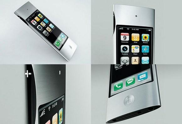 Галерея: концепты iPhone Nano