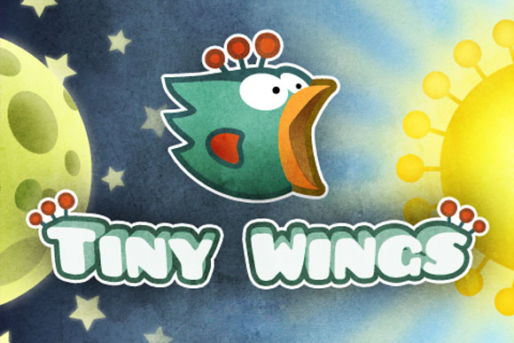 Tiny Wings: расправь крылья!