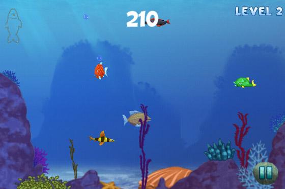 игра где рыбка ест других и растет скачать - фото 3