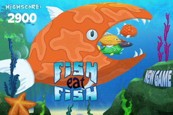Рыба ест рыбу: рыбная диета