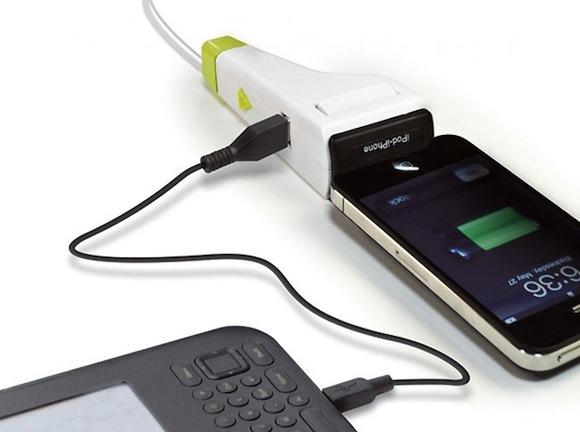 IDAPT i1 Eco: зарядка для iPhone, iPad и еще 4000 гаджетов
