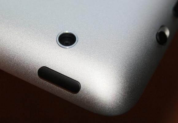В iPad 2 обнаружена проблема с задней камерой