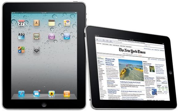 Apple прекращает поставки iPad