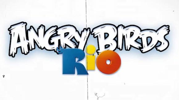 Новые подробности об Angry Birds Rio