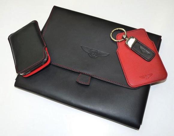 Bentley выпустила аксессуары для iPhone и iPad