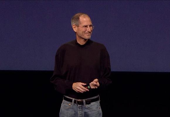 Видео с презентации iPad 2