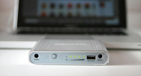 Обзор внешнего аккумулятора HyperMac для макбуков