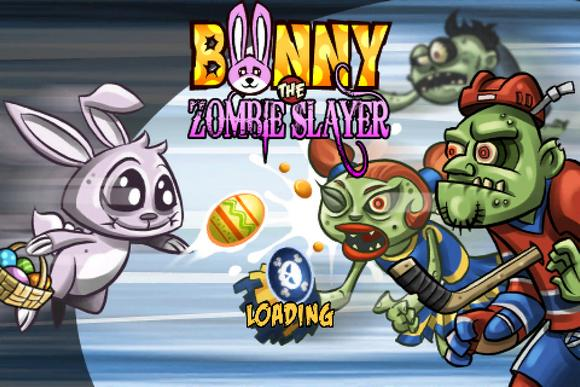 Bunny the Zombie Slayer: с праздником