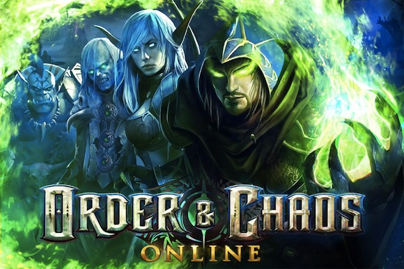 Order and Chaos Online от Gameloft (update)