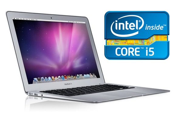 Новый процессор от Intel для MacBook Air