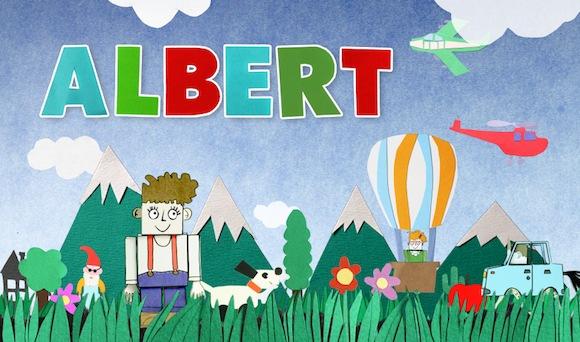 Albert. Картонная история