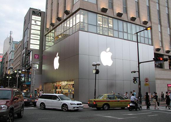 Бесплатный ремонт устройств от Apple для пострадавших в Японии