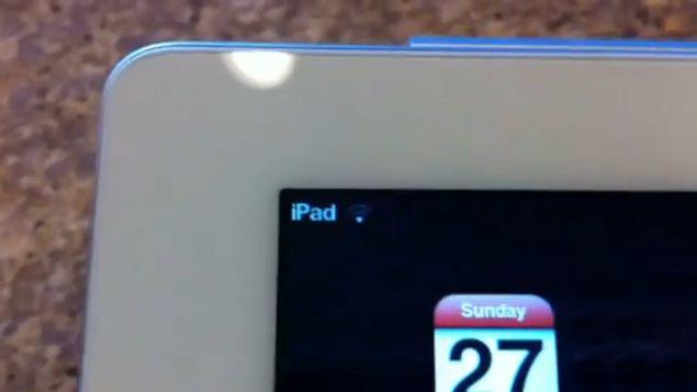 Воспроизводим «захват смерти» на iPad 2