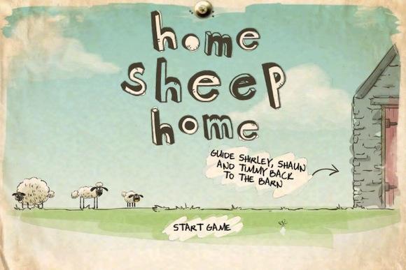 Home Sheep Home. Беги, барашек, беги