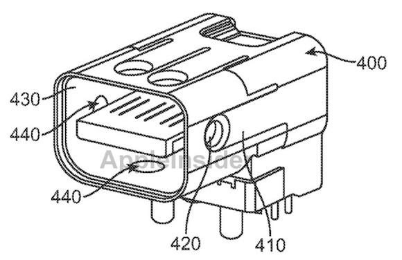 Патенты Apple: сверхтонкие USB-порты
