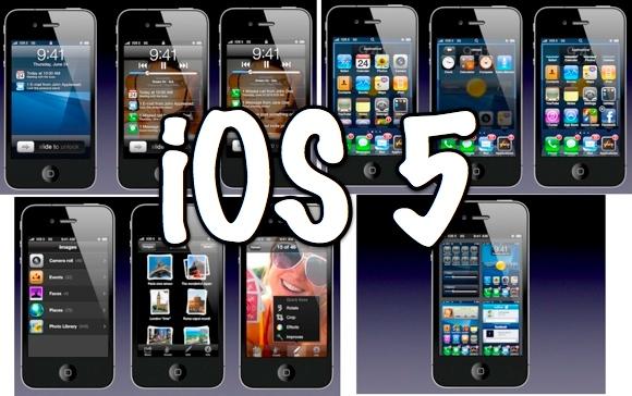 Новая концепция iOS 5 — иногда мечты сбываются