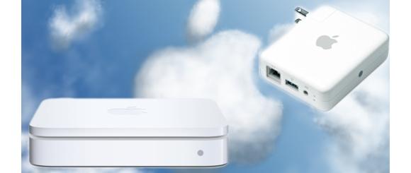 AirPort и Time Capsule пропадают с прилавков Apple Store