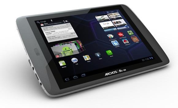 Archos дешево и сердито ударит по iPad и Android-планшетам