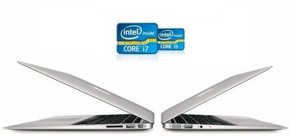 Новинки от Intel для будущих MacBook Air