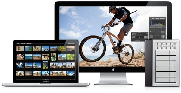 Apple Cinema Display превратился в Thunderbolt Display