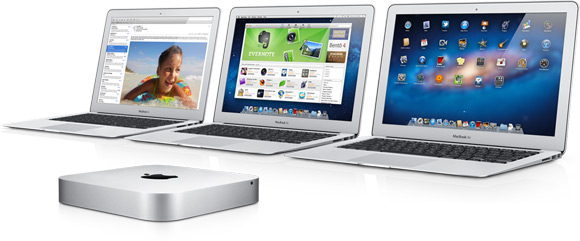 Новые MacBook Air и Mac mini