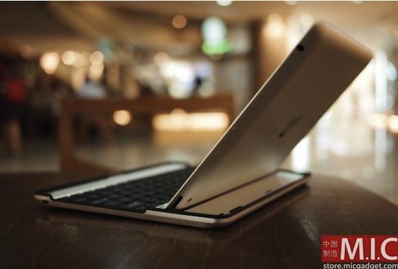 Новый кейс превращает iPad 2 в MacBook Air