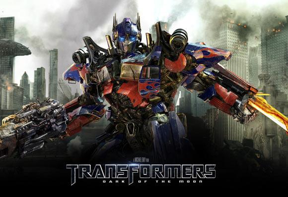 Transformers 3. Последний шанс цивилизации