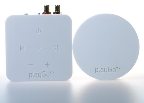 playGo USB: каменный гаджет для беспроводной трансляции звука с Mac на любую акустику