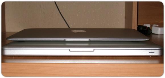 Эксперимент с временным переездом с MacBook Air на Pro или почему Mac лучше PC