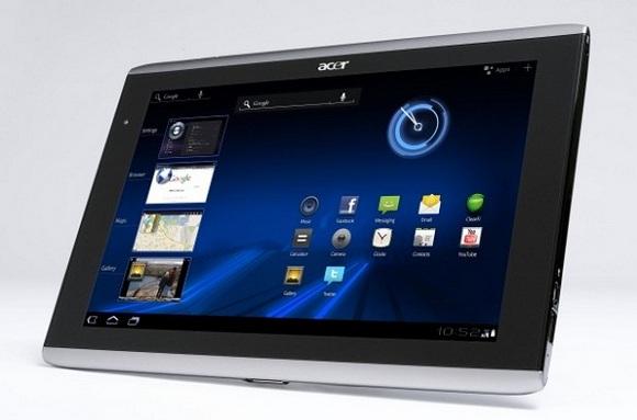 Acer попрощалась с прибылью из-за iPad